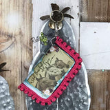 Key Chain Wallet - Wild Barefoot and Free