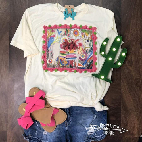 Mexico Vibes - Tee Shirt