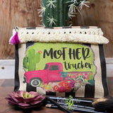 Mother Trucker Make Up and Accessories Bag