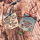 NFR Christmas Ornament