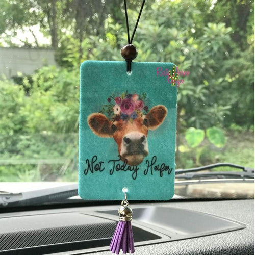 Not today Heifer Highly Scented Air Freshener - Air Freshener