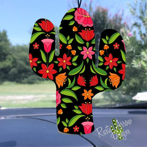 Old World Mexico Cactus Air Freshener - Air Freshener