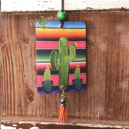 Neon Cactus Highly Scented Air Freshener