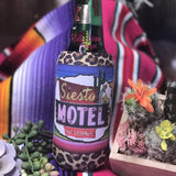Siesta Motel Bottle or Can Slim Koozie - Koozie