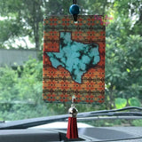 Southwest Turquoise Texas Highly Scented Air Freshener - Air Freshener