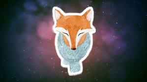 Fox with Scarf