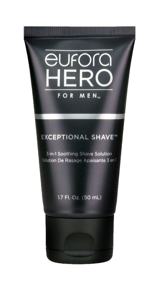 Exceptional Shave