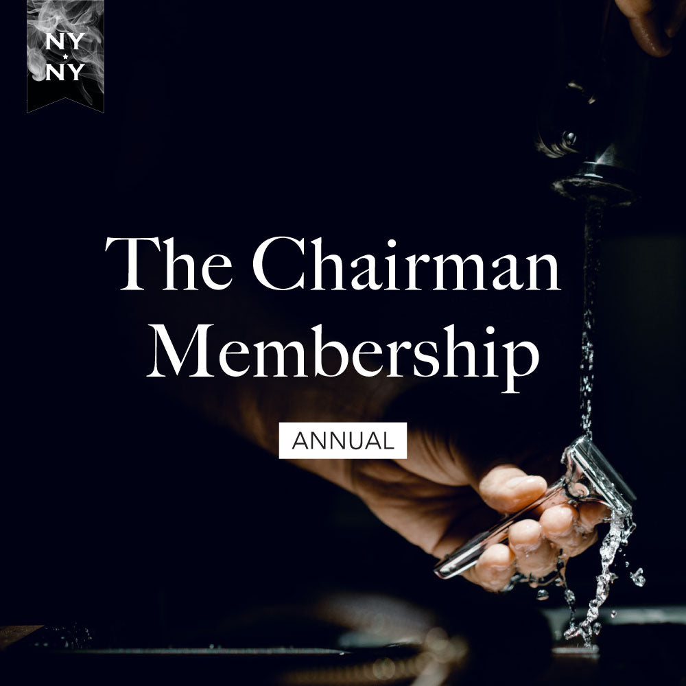 Annual The Chairman Membership