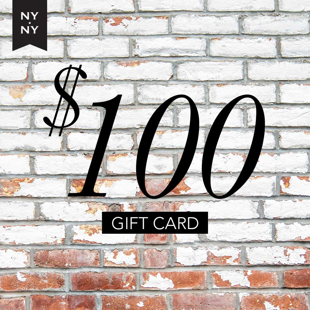 NYNY Men's Grooming Lounge Gift Card - $100
