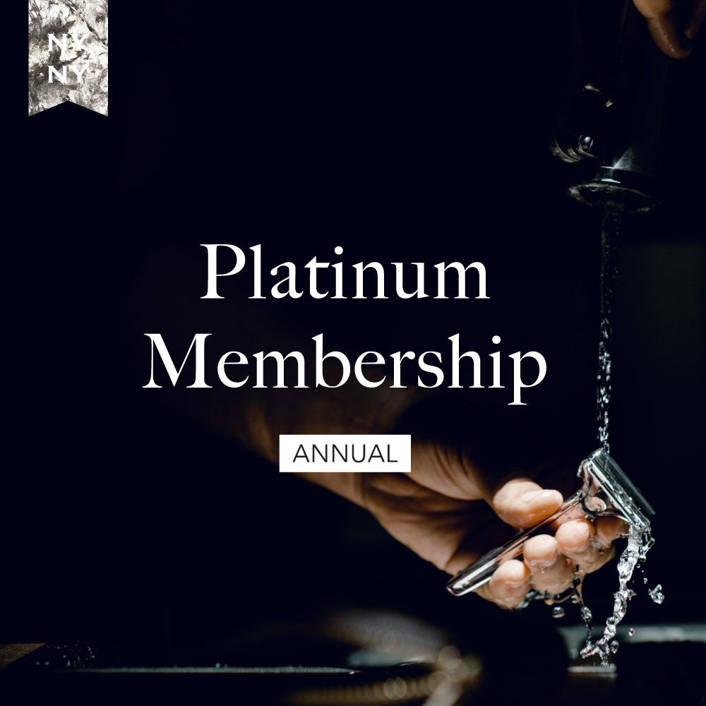 Annual Platinum Membership