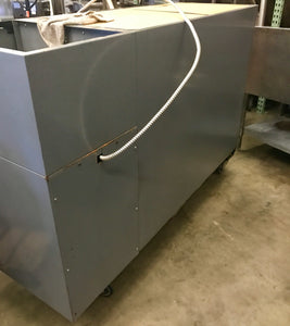 Perlick C5063ESCUL under-counter back bar cooler can be used as a beer-cooler