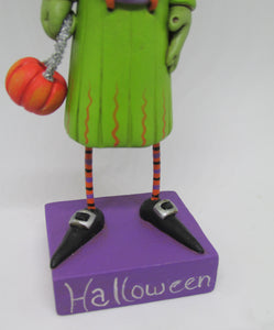 Halloween Pumpkin girl spider theme cute!!