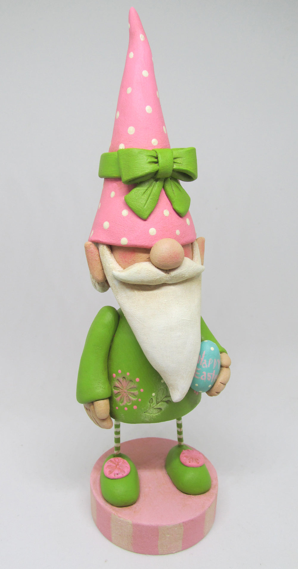 Easter Gnome with Easter egg ADORABLE
