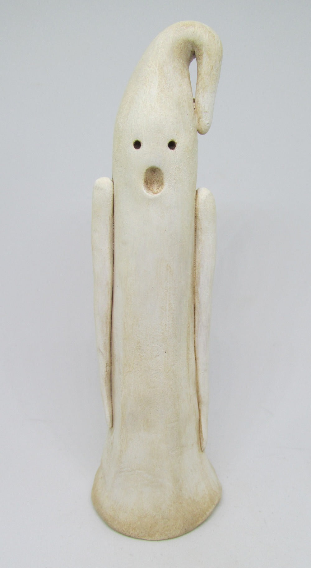 Halloween folk art style tall GHOST