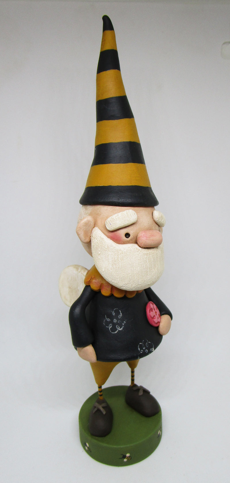 Large Bumble Bee Gnome