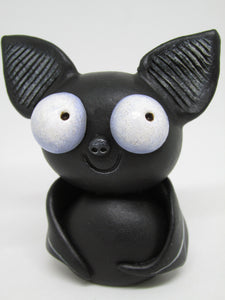 Halloween little black bat