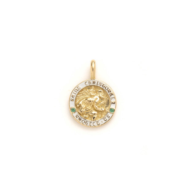 Saint Christopher Mini