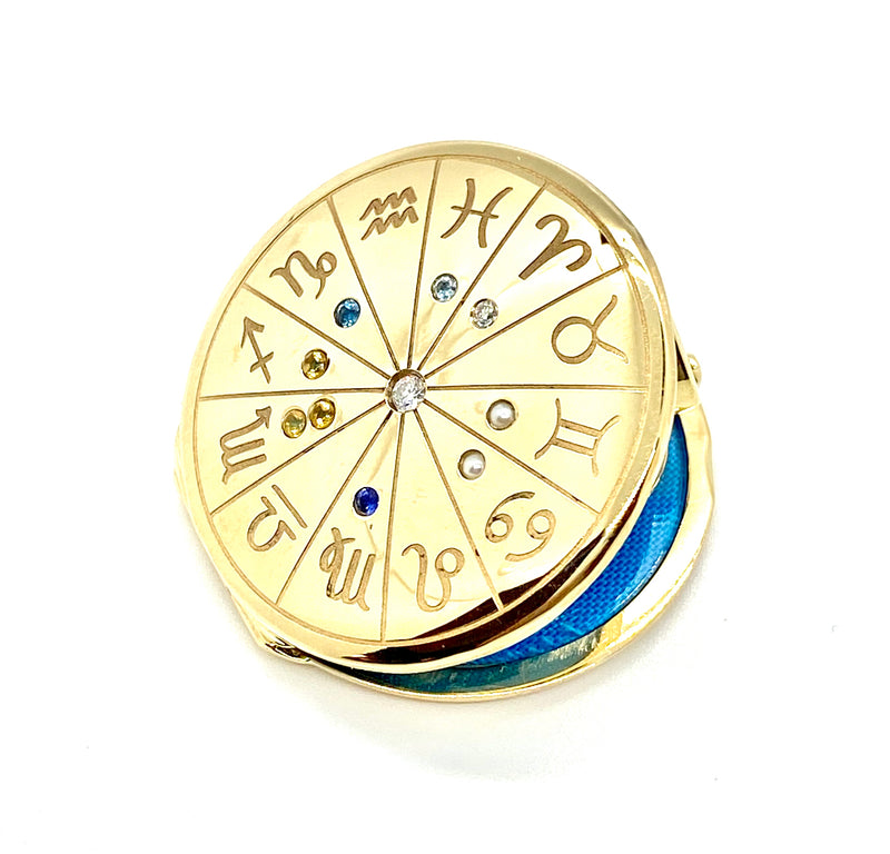 Zodiac Locket
