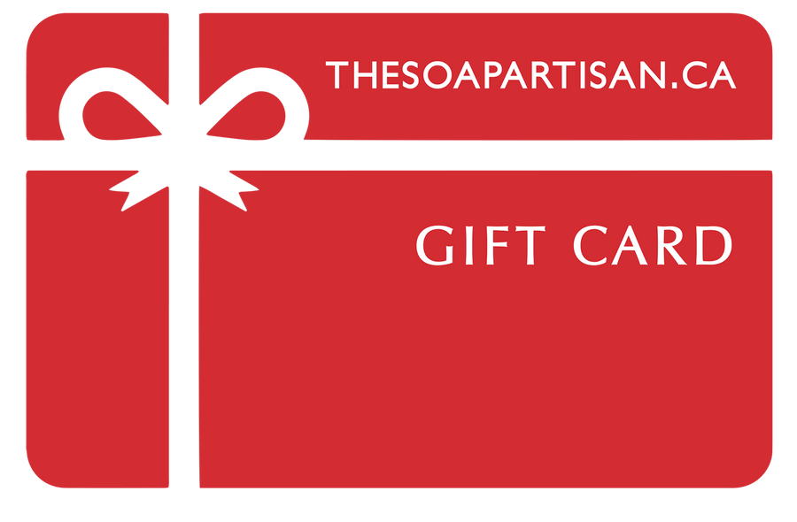 Gift Card for THESOAPARTISAN.CA