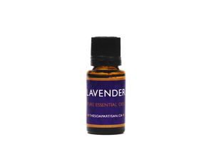 Essential Oils of Lavender