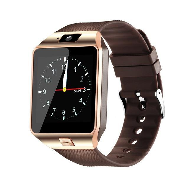 The Stylopedia Accessories Gold / China TSP™ Premium Quality Smartwatch