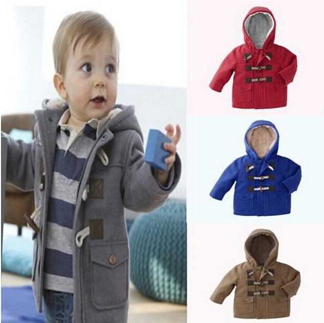 The Stylopedia Baby Clothing Baby Classic Coat