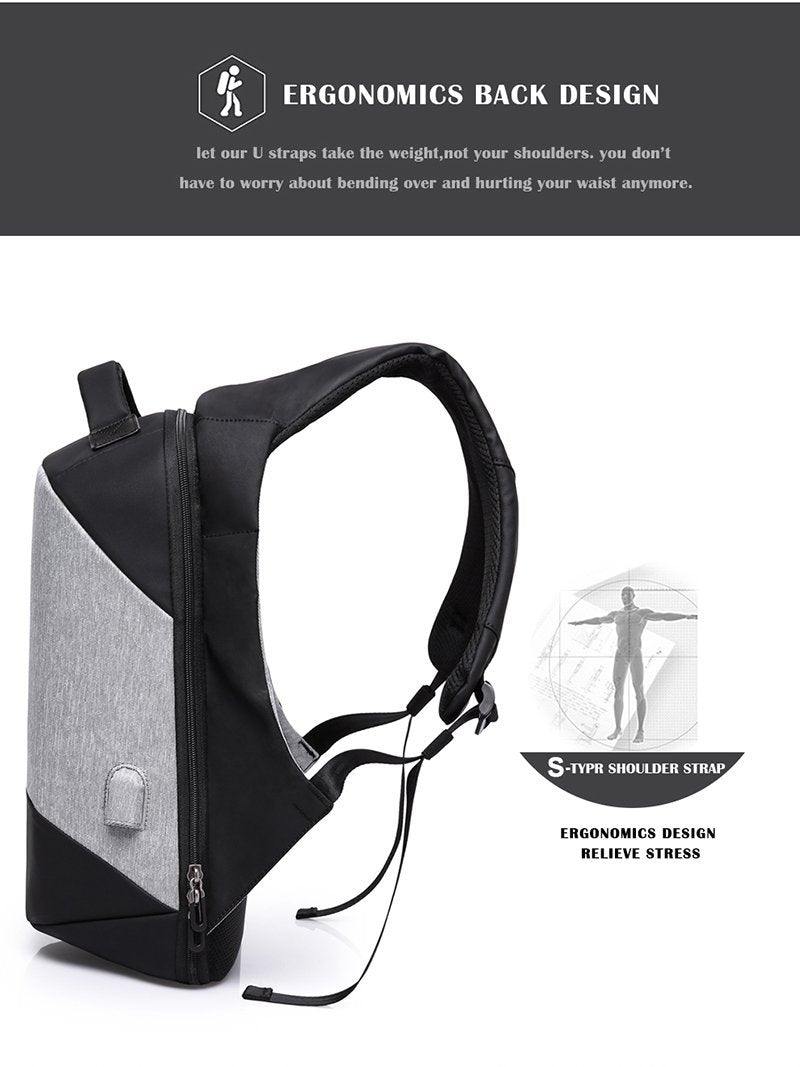 The Stylopedia bags Anti theft Backpack