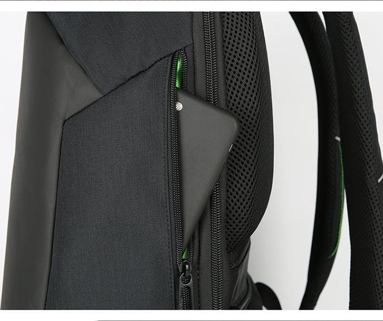 The Stylopedia bags TSP Anti Theft Backpack
