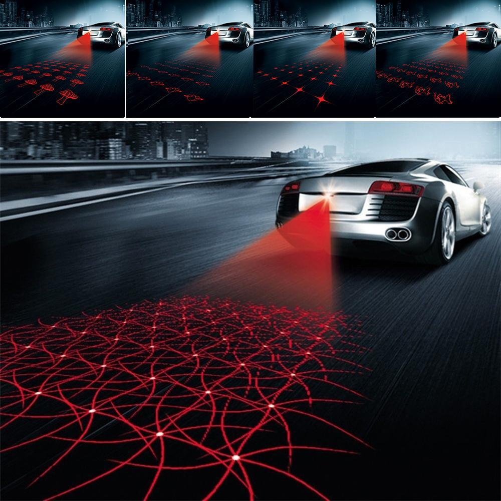 Car Anti-collision Laser Fog Light