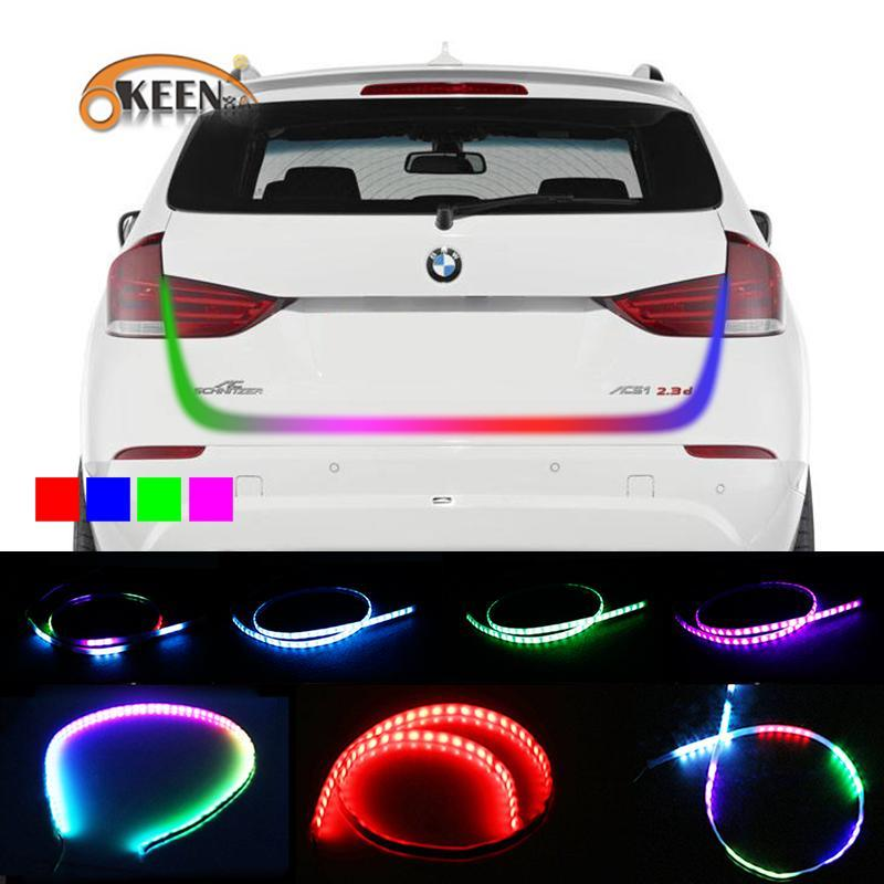 The Stylopedia Car CAR LED TAILGATE TRUNK LIGHT
