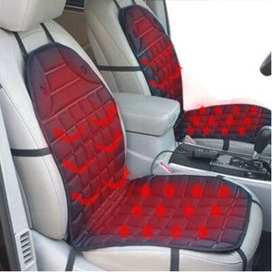 The Stylopedia Car Heated Car Seat Cushion Cover