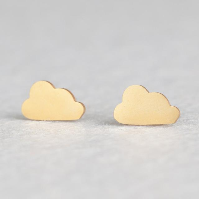 The Stylopedia earrings Cloud Cute style™ Earrings