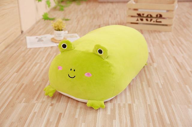 "The Stylopedia Home Decor 30cm (11.81"") / Frog CUTE ANIMALS™ SQUISHY CHUBBY PLUSH"