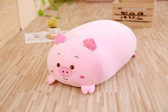 "The Stylopedia Home Decor 30cm (11.81"") / Pig CUTE ANIMALS™ SQUISHY CHUBBY PLUSH"