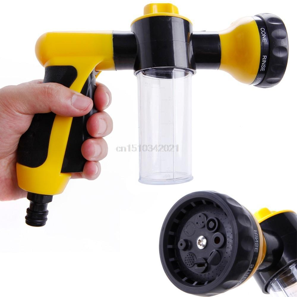 The Stylopedia Home Equipment 8 in 1 Jet Spray Gun : 50% Off Today!!!