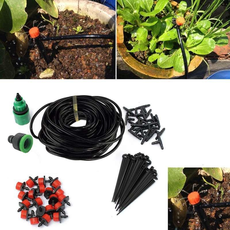 The Stylopedia Home Equipment DIY Automatic Drip Irrigation System