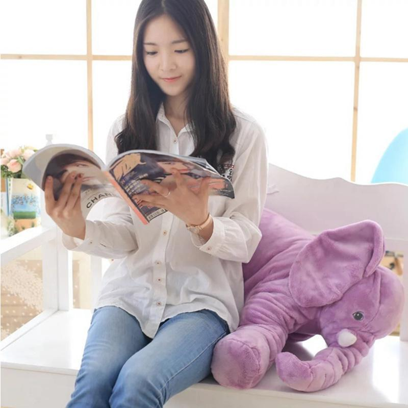 The Stylopedia Kids LARGE ELEPHANT PLUSH