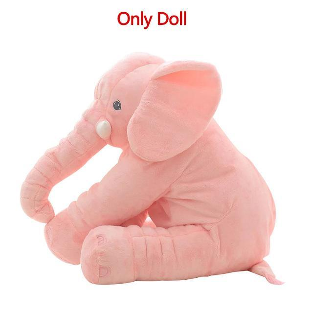The Stylopedia Kids Pink doll LARGE ELEPHANT PLUSH