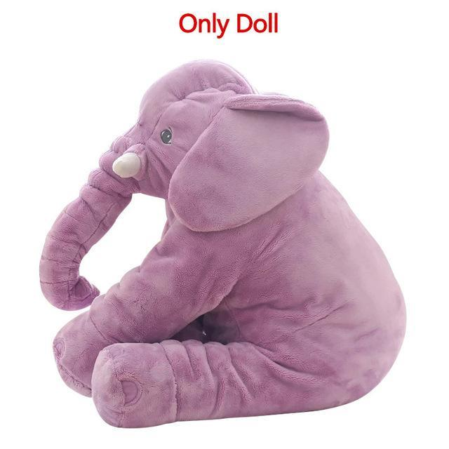 The Stylopedia Kids Purple doll LARGE ELEPHANT PLUSH