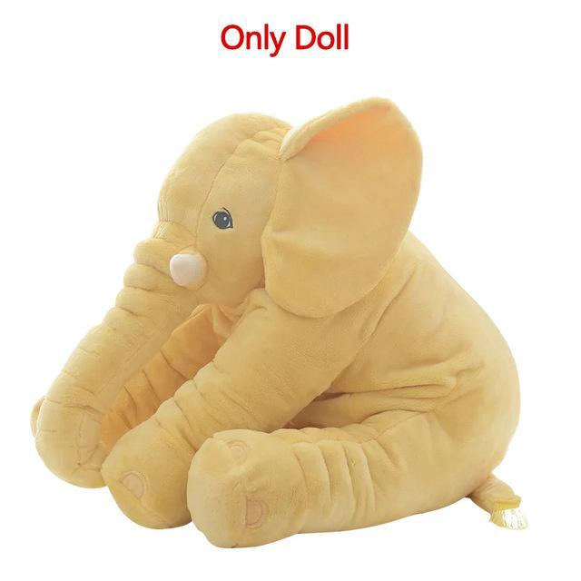The Stylopedia Kids Yellow doll LARGE ELEPHANT PLUSH