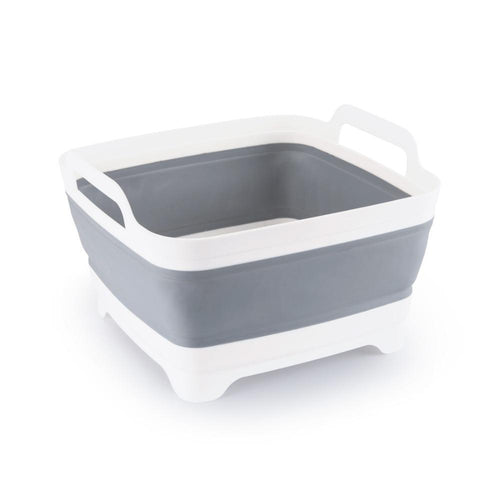 The Stylopedia Kitchen Equipments Smart Fold-able Kitchen Basket