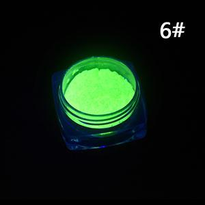 The Stylopedia Nail Art Light Green Neon Nail Glitter: Free Give Away