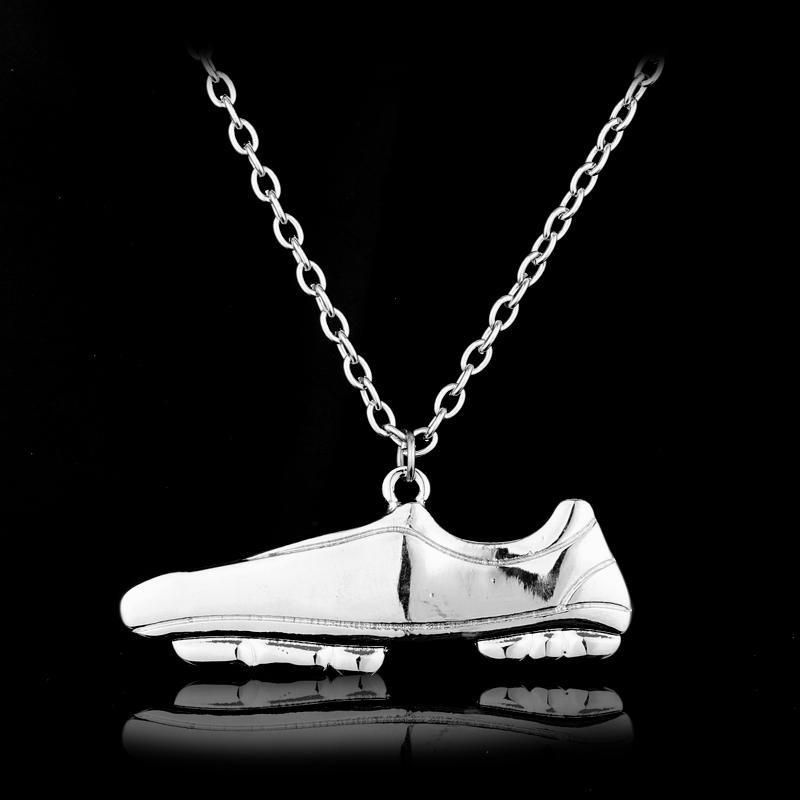 The Stylopedia necklace Pretty Football Pendant Necklace