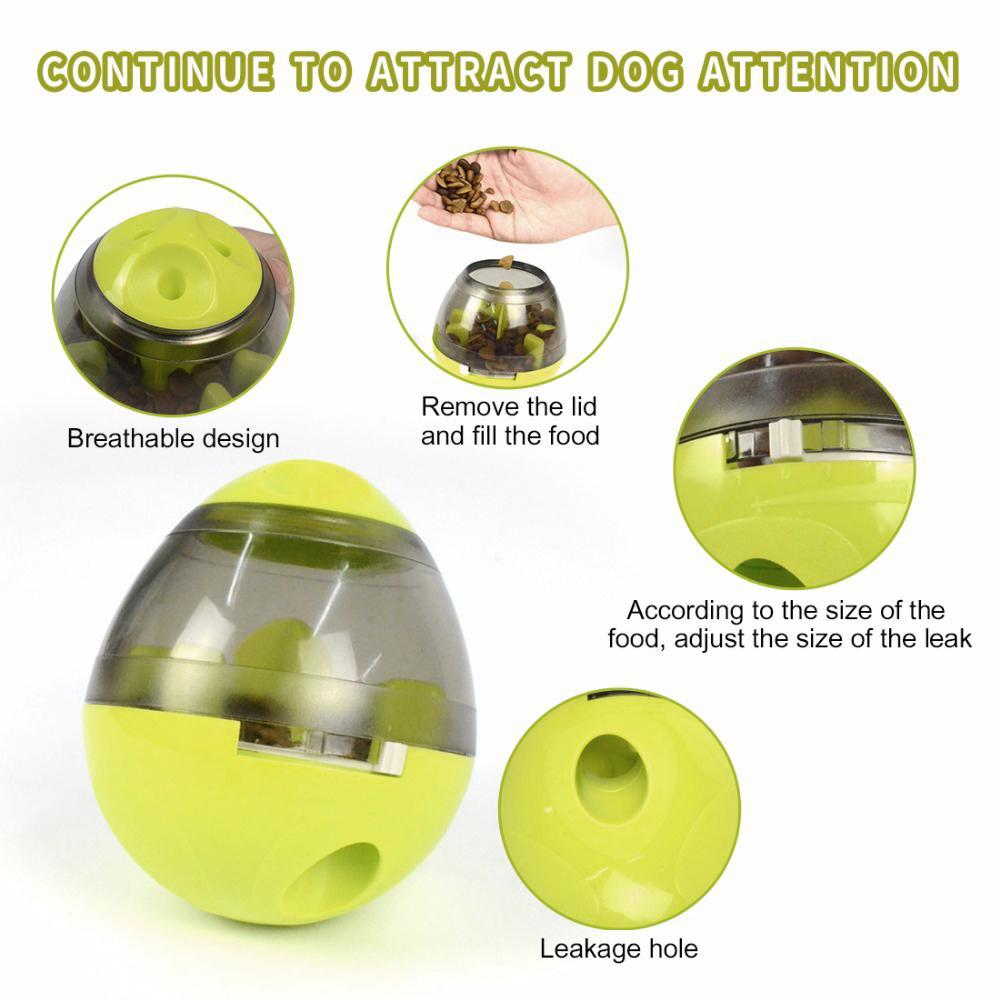 The Stylopedia pet care Slow Feeder Ball: Pet Bite Toy