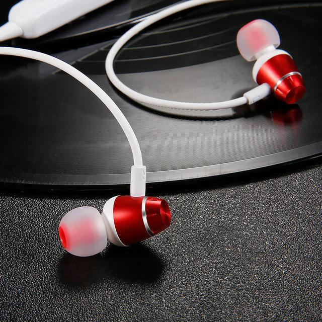 The Stylopedia phone Accessories RED Baseus™ Wireless Magnet Earphone