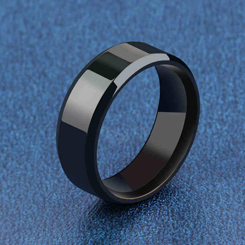 The Stylopedia Rings TSP™ COOL Unisex Titanium Ring