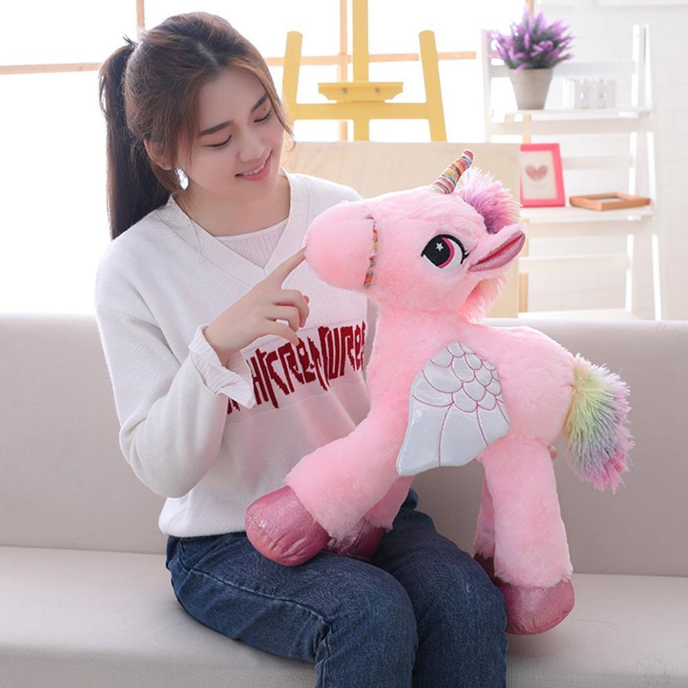 The Stylopedia Toys Unicorn Plush Toy: 50% Off Today!!!