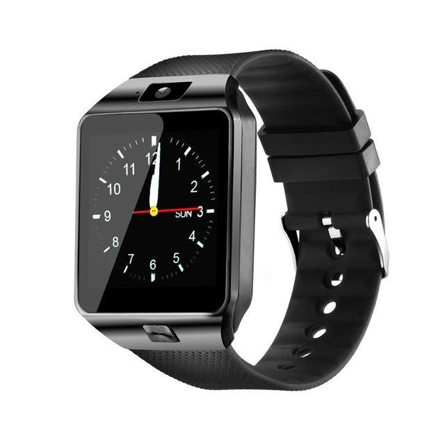 The Stylopedia Watch Black Bluetooth Smart Watch : 85% Off Today!!