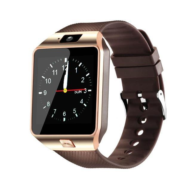 The Stylopedia Watch Gold Bluetooth Smart Watch : 85% Off Today!!