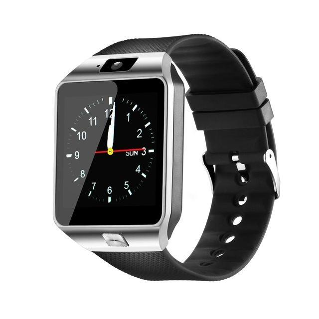 The Stylopedia Watch Silver Bluetooth Smart Watch : 85% Off Today!!